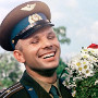 An image of the famous Russian astronaut Yuri Gagarin